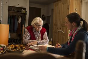 Die Wohngemeinde ist die erste Anlaufstelle für Angebote für ältere Menschen.